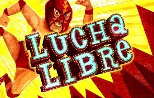 lucha libre slot screenshot