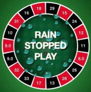 roulette/ cricket wagon wheel