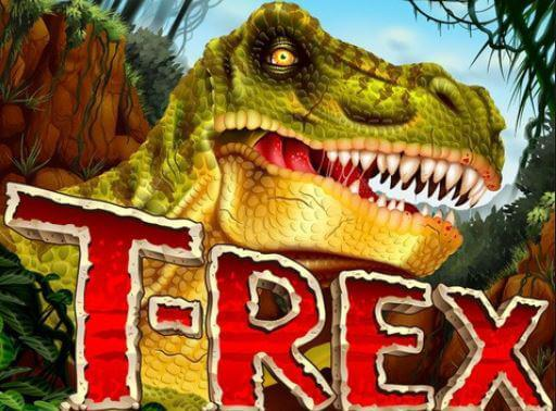 T-Rex Animated