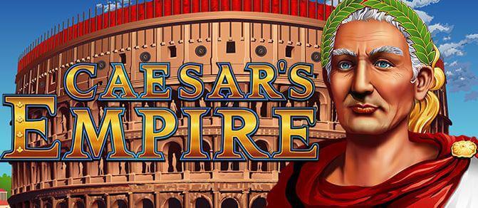 Caeser's empire online slot