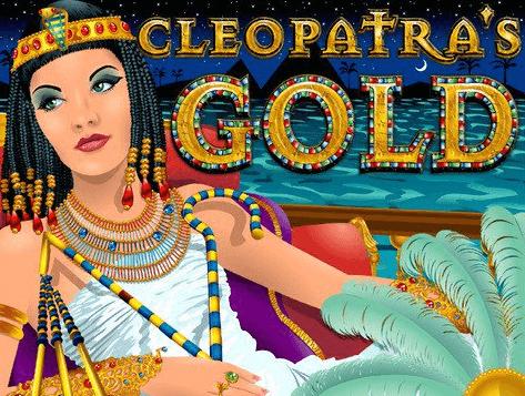 cleopatra's gold online slot
