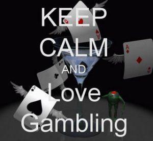 love gambling