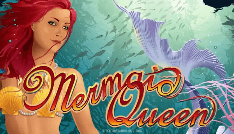 mermaid queen slot