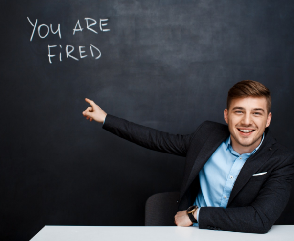 Mistakes that get you fired