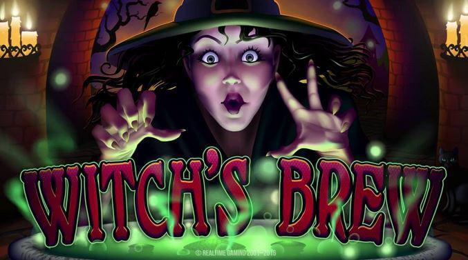 witch's brew slot