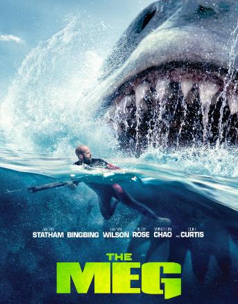 The Meg, August Movie