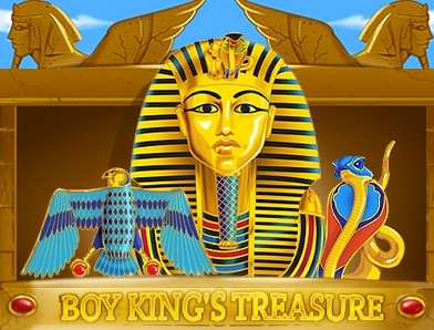 Play Boy Kings Treasure at Punt Casino