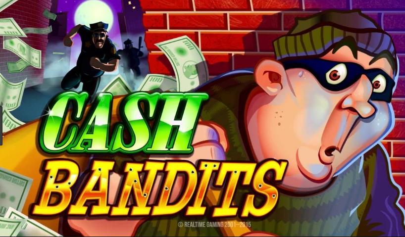 Play Cash Bandits at Punt Casino