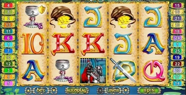 Play Coat of arms at Punt Casino