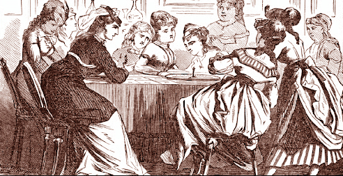 History of women and gambling