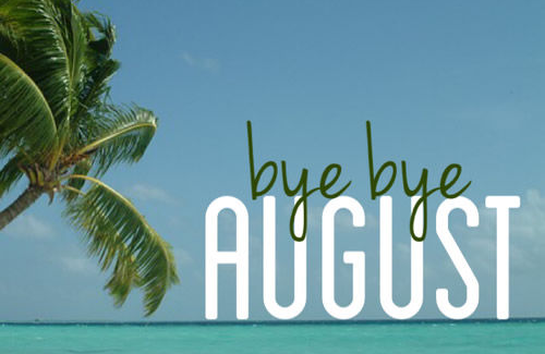 Good Bye August