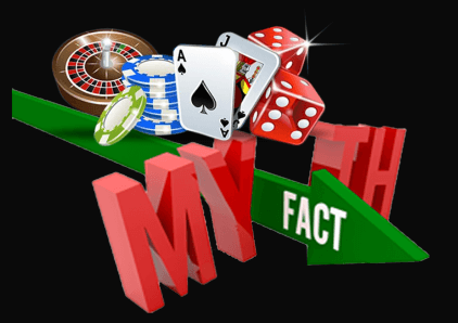 myths associated with online gambling