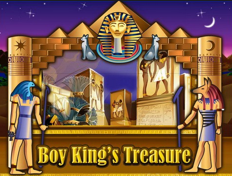 Boy Kings Treasure at Punt Casino