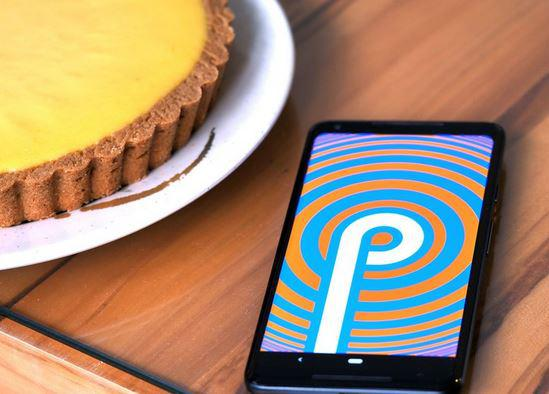 Android Pie Software