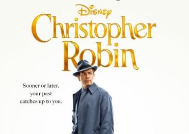 Christopher Robin, August Movie
