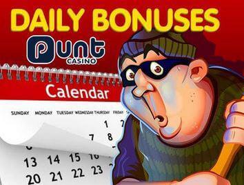 daily bonus promotions