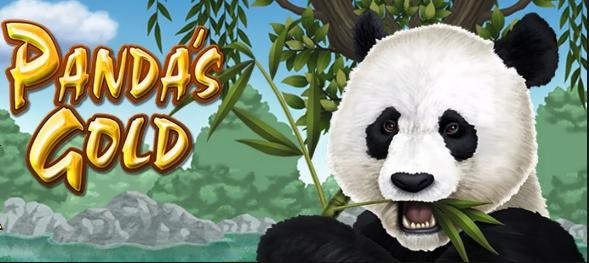 pandas gold new rtg slot