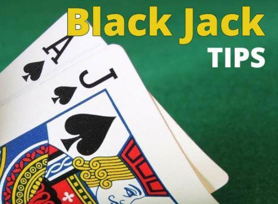 Picture with 2 playing cards in Blackjack