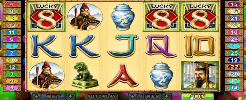 Lucky 8 at Punt Casino