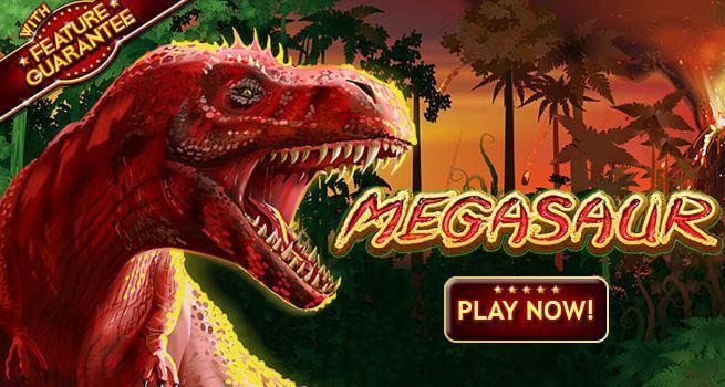 Megasaur Slot Review