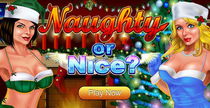 Naughty or Nice Spring Break Slot Review