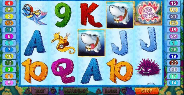 Ocean Oddities at Punt Casino
