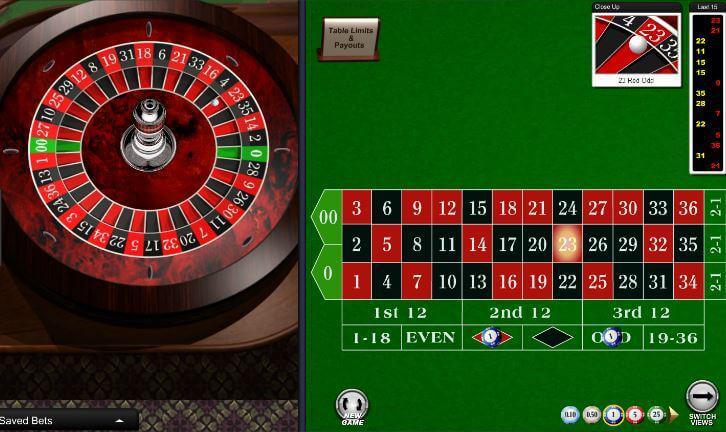 Online Roulette Slot Review