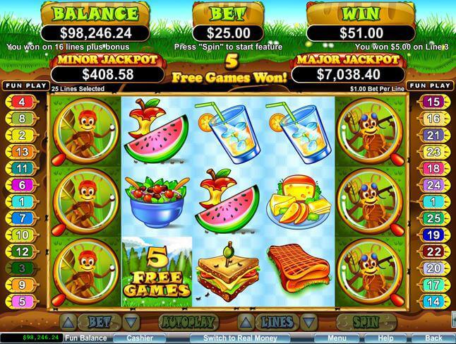Small Fortune slot review