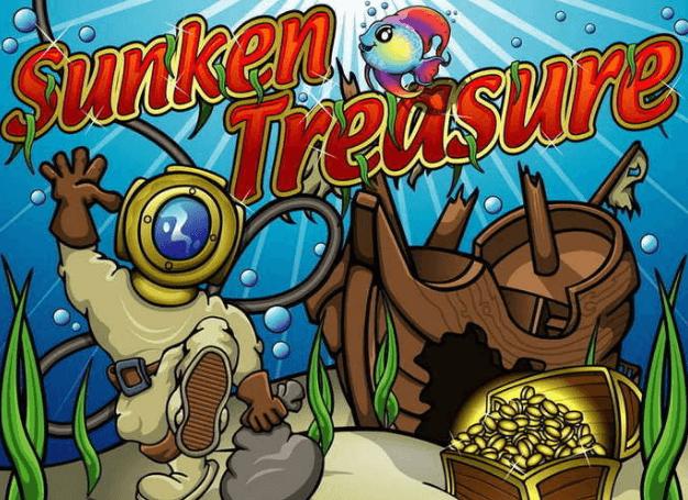 Play Sunken Treasure at Punt Casino