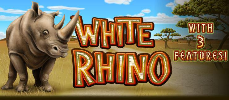 White Rhino Slot Review