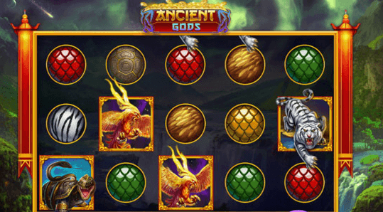 Play Ancient Gods at Punt Casino