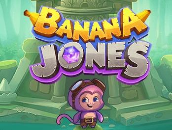 play Banana Jones at Punt Casino