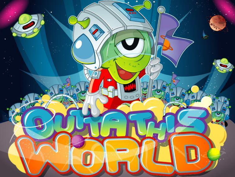 Outta This World Slot Review