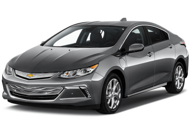 The Chevrolet Volt Lt Electric Car