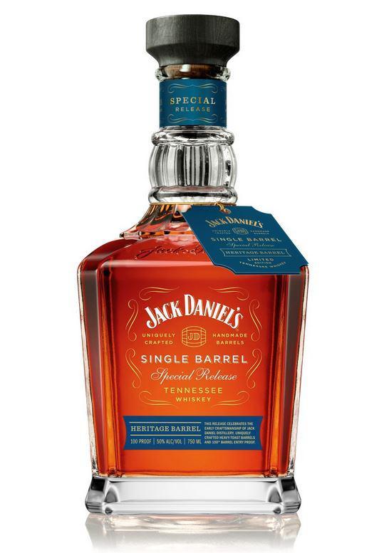 Jack Daniels Single Heritage