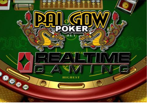 Pai Gow Poker Cover Art