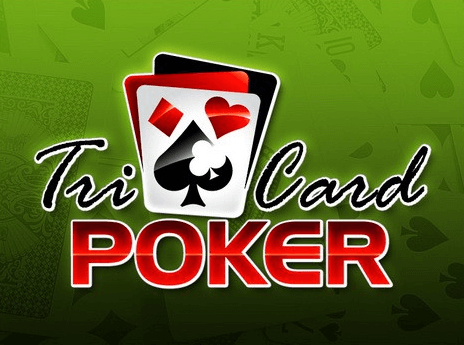 tri-card poker logo