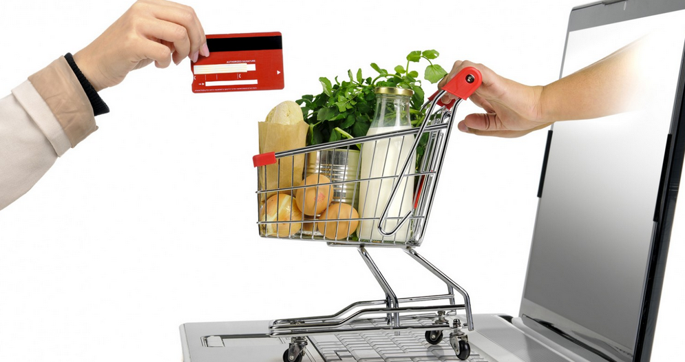 pic showing what happens when people shop online