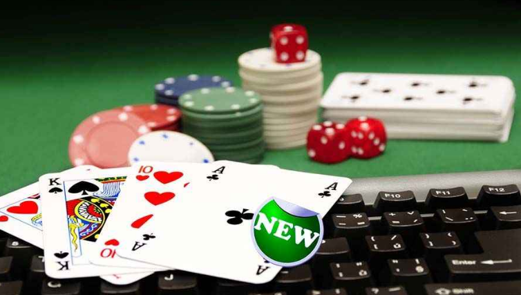 Where you can news games to play at casinos
