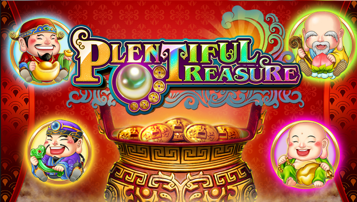 Plentiful Treasure, latest RTG games