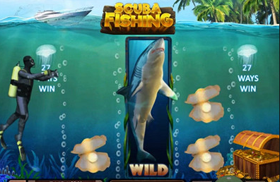 Scuba Fishing, latest game from RTG