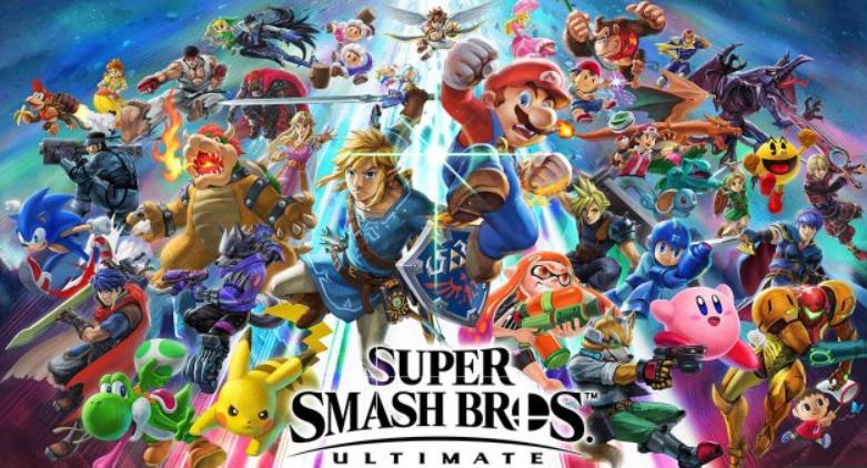 super smash bros new video game for december