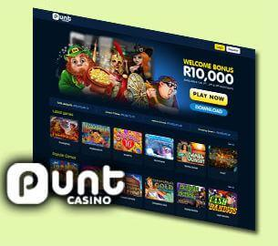 Punt Casino, leading online casino