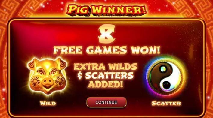 Pig Winner, New RTG Slot Game