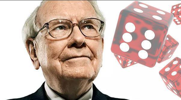 gambling lessons from Warren Buffett