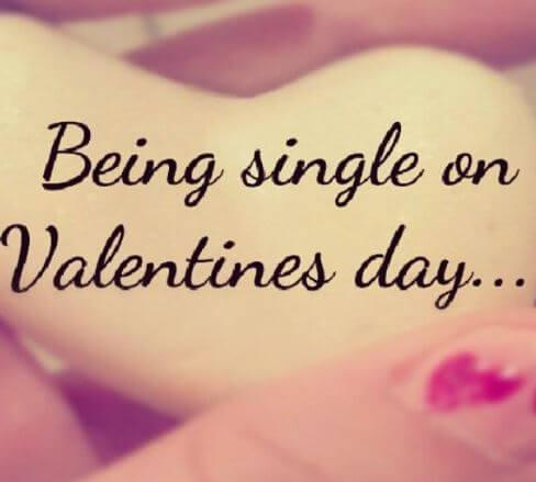 What to do when you are single on Valentine's Day