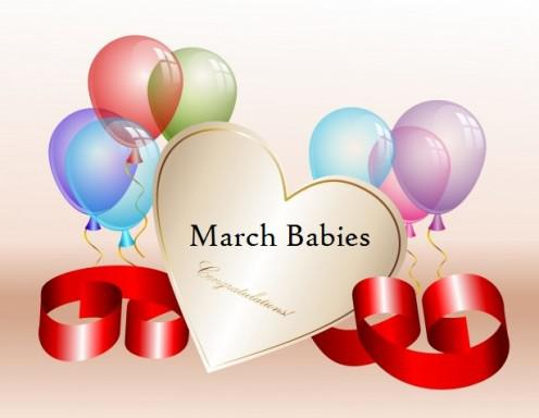 Enjoy These Amazing Facts About March Babies