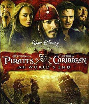Pirates of the Caribbean At Wolrd's End