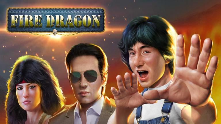 Enjoy Fire Dragon A New Game for the New Month
