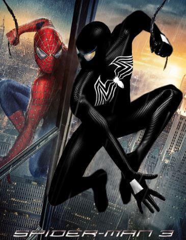 Spider-Man 3 cover art